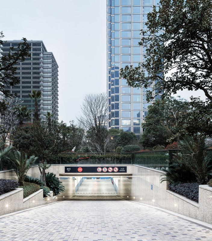 杭州武林壹号住宅景观-6