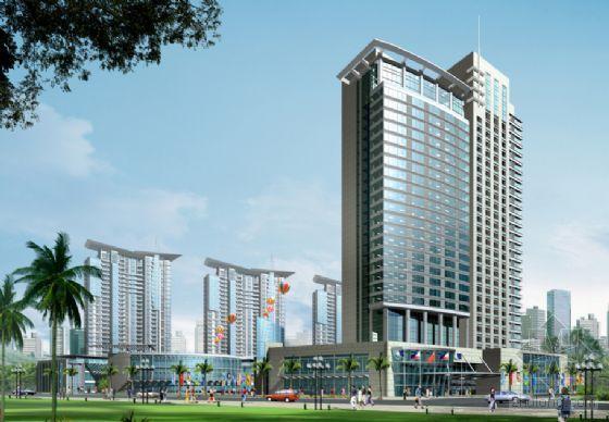 惠鑫城规划及单体概念设计方案-4