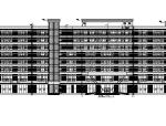 [宁夏]简洁风格校园文化交流中心建筑设计施工图