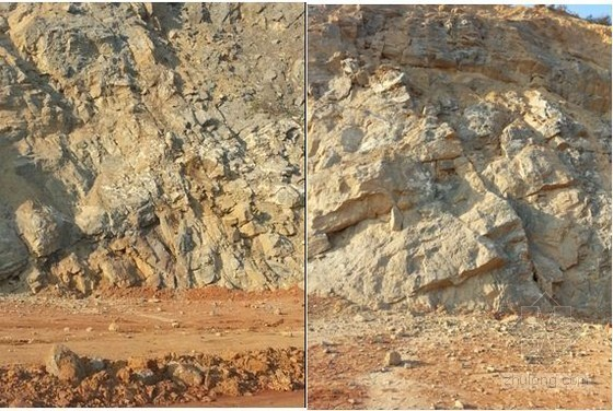 [湖南]46米高边坡滑坡治理详细勘察报告(照片丰富)