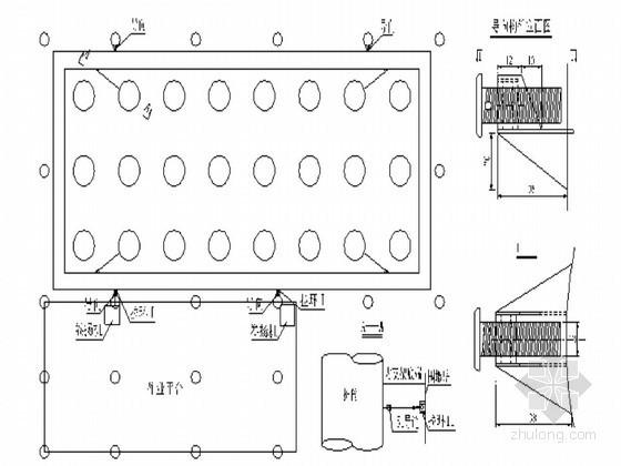 国内知名企业编制双壁钢吊箱围堰整体吊装工法(10~20m高桩承台)