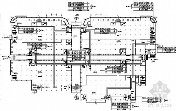 某四层大商场消防电气图纸