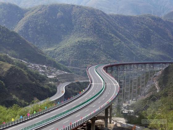 [南京]高速公路桥梁投标施工组织设计