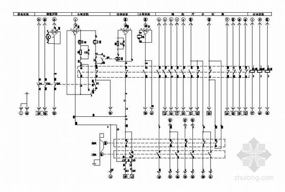 VS1真空断路器原理图
