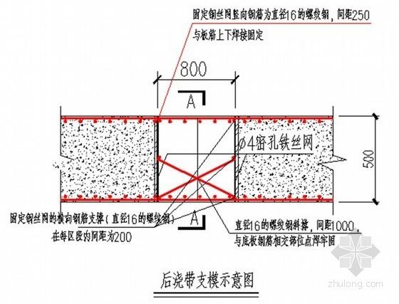 [安徽]办公楼胶合板模板施工方案(计算书 170页)