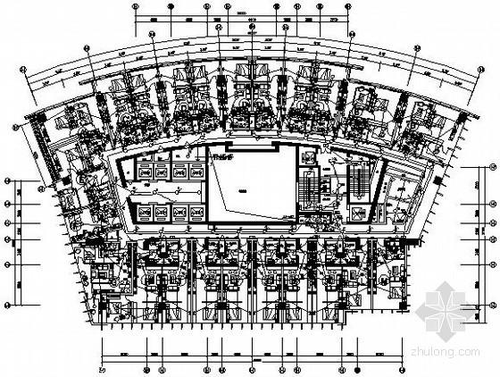 [天津]某超高层商业综合楼全套电气图纸192张