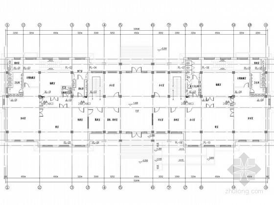 [辽宁]幼儿园及门卫室给排水施工图