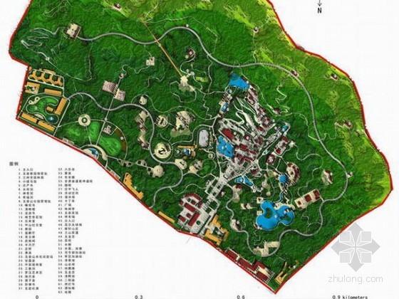 [兰州]风景区规划设计方案