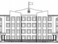 某小学四层教学楼建筑施工图(有效果图)