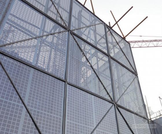 《爬架钢制外围护施工工法》关键施工技术汇报