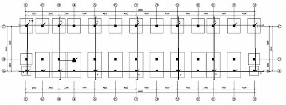某小学五层教学楼电气图纸