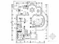 [江苏]鱼米之乡清新雅致300平欧式风格独栋别墅装修室内设计施工图(含效果)