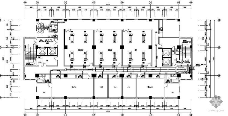 合肥某综合楼中央空调毕业设计