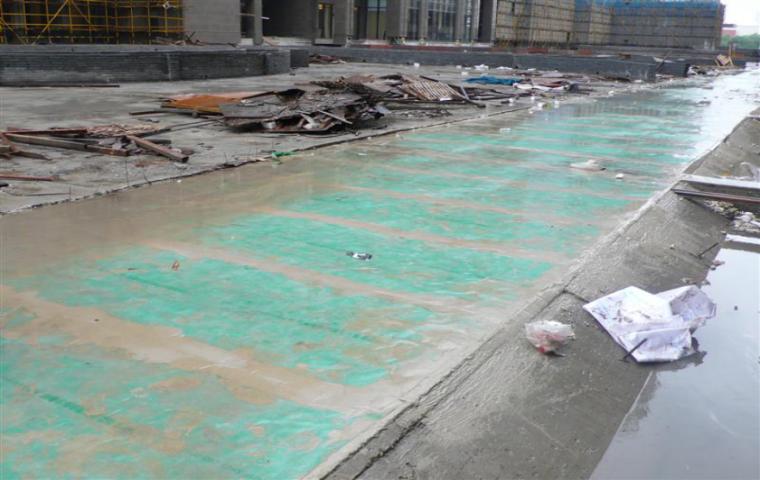 [全国]防水工程质量事故分析与处理(71页)