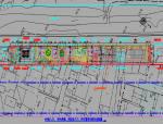 [知名大院]地铁车站室外绿化施工图设计38张(含9座地铁车站)