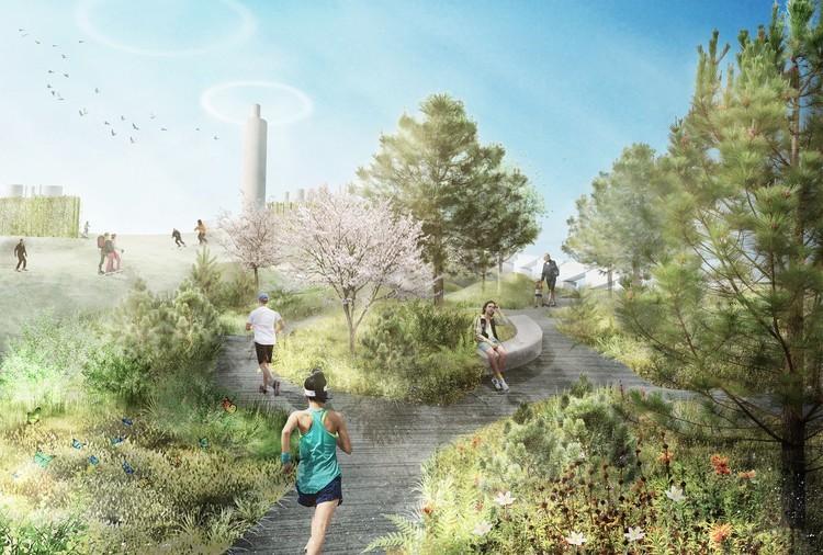 SLA建筑事务所接棒BIG,将在垃圾发电厂上建滑雪公园_3