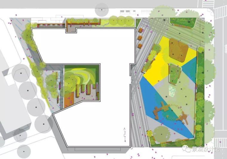 活跃的公共城市空间实景设计赏析