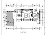 [沈阳]简约售楼处装修设计平面设计方案(含实景图)