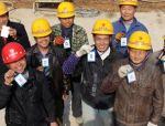 济南实行农民工实名制管理制度 工资6月起按月发放