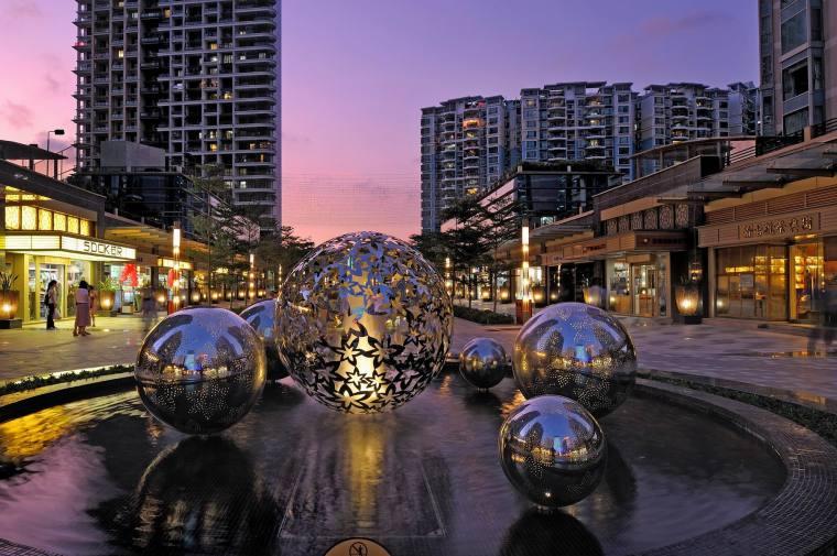深圳香蜜湖东亚国际风情街景观-6