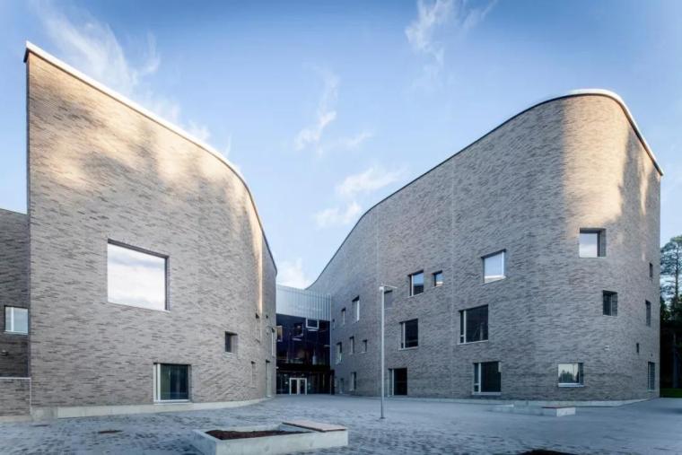 设计分享| 芬兰Lehtikangas校园综合体设计欣赏