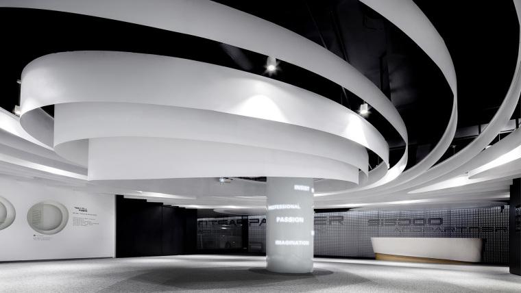 武汉Pinwell创意办公展厅-4