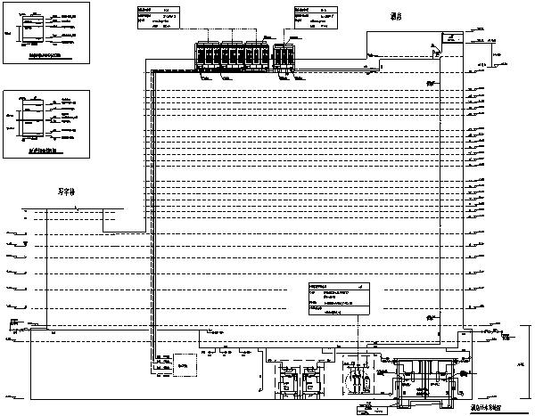 江西50层超高层综合大厦给排水施工图