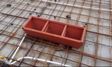 框架剪力墙商品住宅楼铝合金模板专项施工方案-传料预留孔