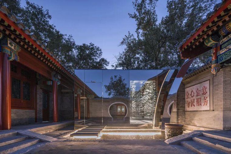 老建筑的时空镜像 - 北京东四胡同博物馆