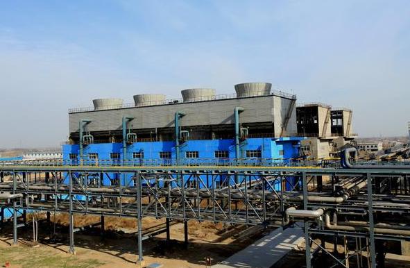 山西潞安一期2500吨/年多晶硅项目循环水站施工方案