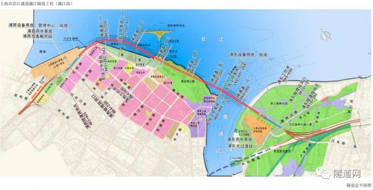 郊线终成环——深入解读上海沿江通道越江隧道施工及技术创新