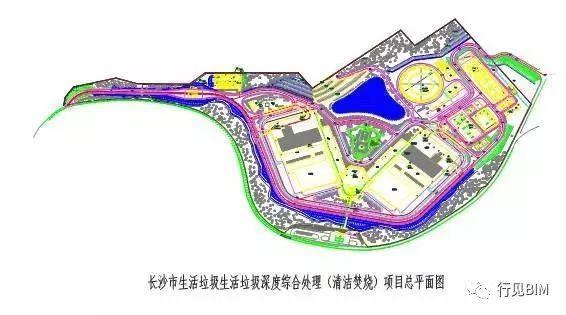 亚洲最大垃圾发电厂项目BIM应用