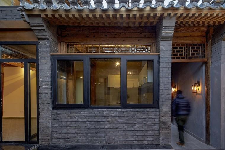 北京前门长巷三条合院改造-7