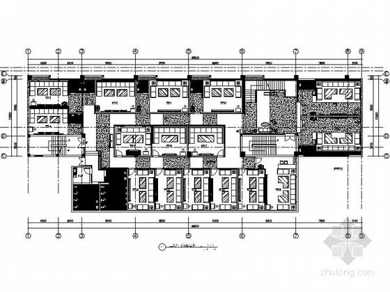 [苏州]某国际高档商务会所室内装修图(含效果)