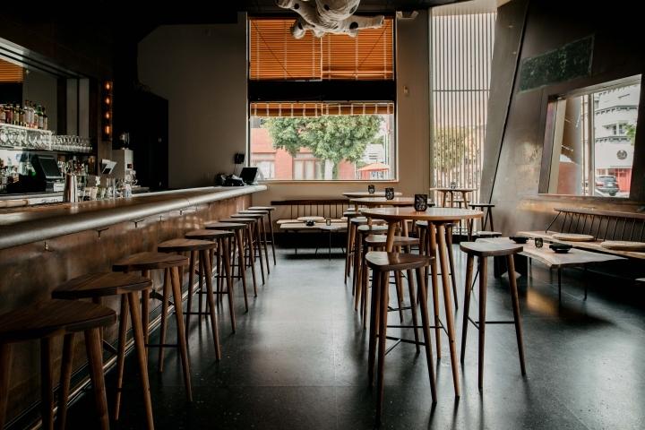 美国威尼斯茶室餐厅