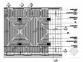 [浙江]地铁装修工程站厅及站台天花吊顶图纸