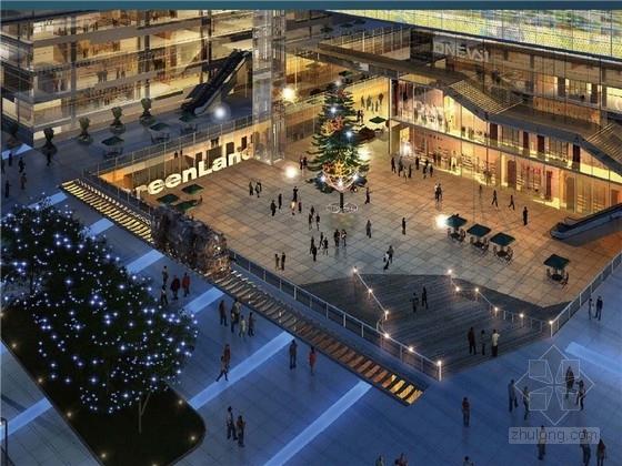 [南京]绿色生态高铁站前广场规划概念设计方案文本(知名地产)