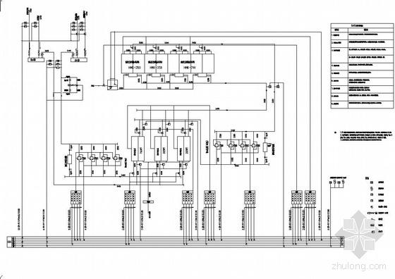 某19层投资大厦全套智能化系统施工图