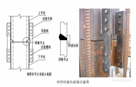 [辽宁]钢骨混凝土柱施工技术