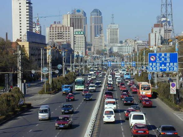 城市交通道路网络规划理论与实践