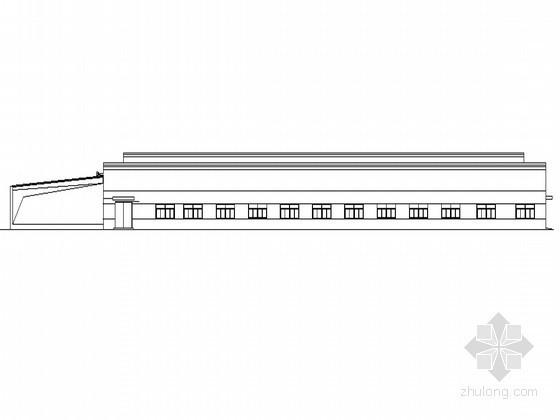 [无锡]某台商化纺工厂厂房建筑施工图
