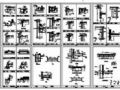 天津某钢结构公司彩色压型钢板标准(节点)图集
