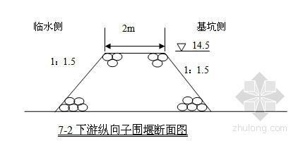 1000吨级船闸扩建工程施工组织设计(技术标)
