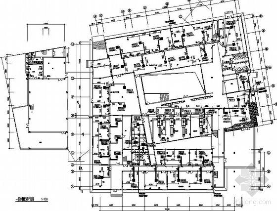 苏州某公司厂房空调图