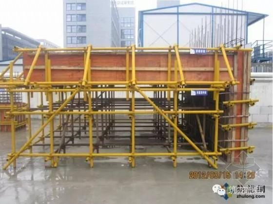 建筑工程施工样板体现节点及优秀做法照片