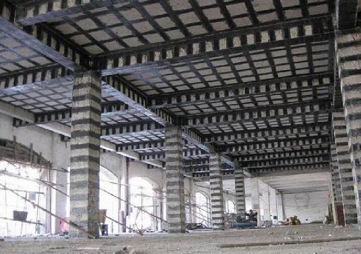 碳纤维加固桥梁施工技术方法