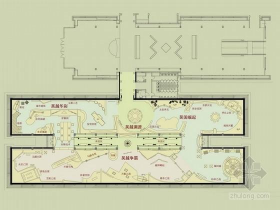 [江苏]4A级景区首批国家考古遗址专题博物馆设计方案