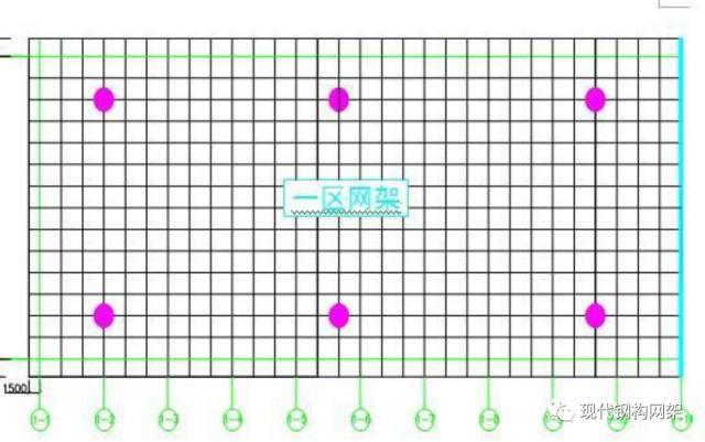 大跨度煤棚焊接球网架液压顶升施工技术_3