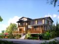 [合集]40套多层别墅建筑施工图(含结构、水电、效果图、CAD)
