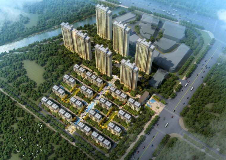 [安徽]芜湖市三山区政务中心居住区建筑设计(PDF+142页)